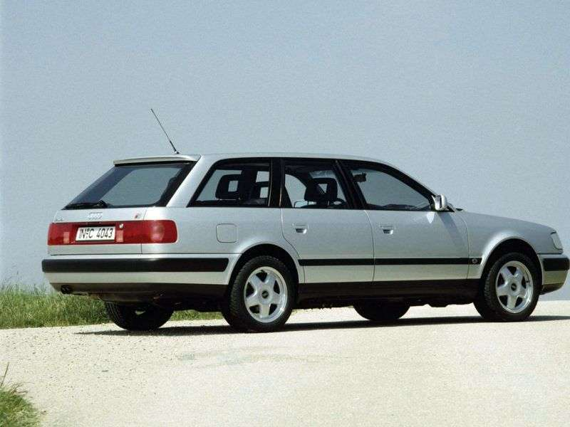 Audi 100 4A, C4Avant kombi 2.0 E quattro MT (1990 1992)