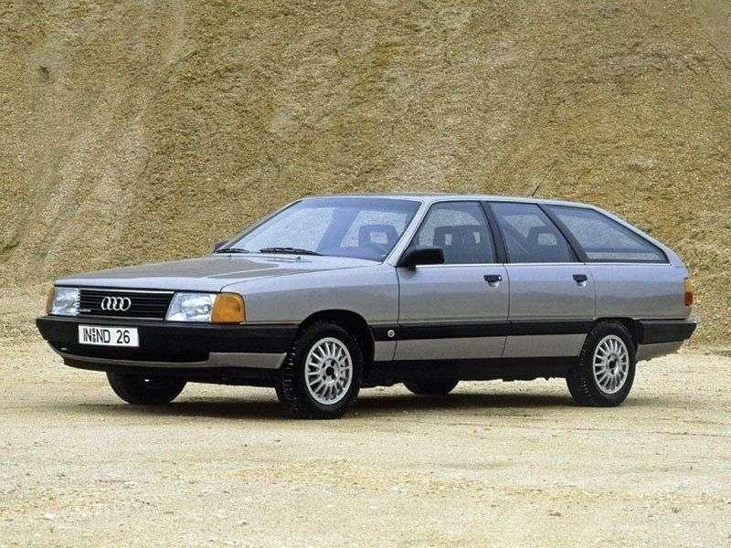 Audi 100 44, 44Q, C3Avant wagon 2.3 MT (1986–1990)