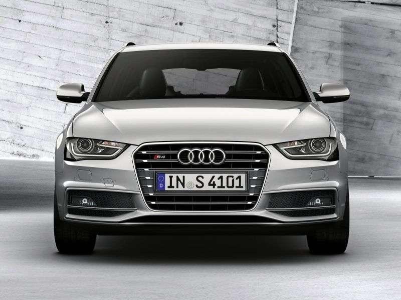 Audi S4 B8,8K [restyling] Avant wagon 3.0 TFSI quattro S tronic Basic (2011 – n.)