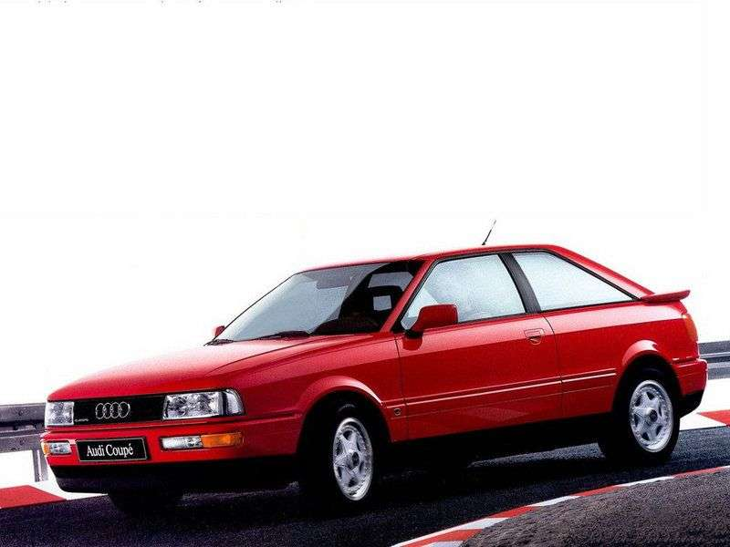Audi Coupe 89.8B Coupe 2.3 E 20V AT (1990–1991)