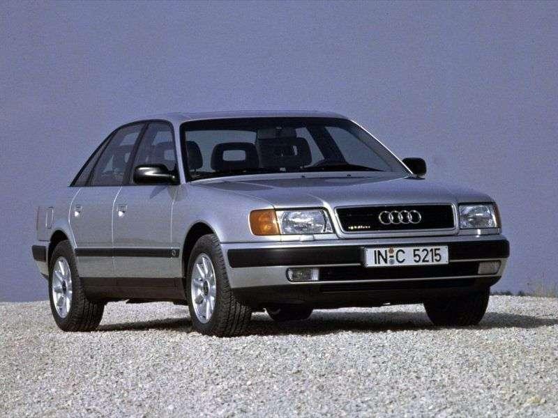 Audi 100 4A, C4 sedan 2.0 MT (1990–1994)