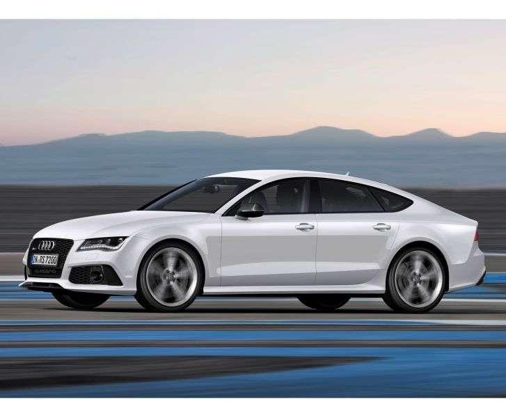 Audi RS7 1st generation Sportback liftback 4.0 TFSI quattro Tiptronic Basic (2013 – n.)