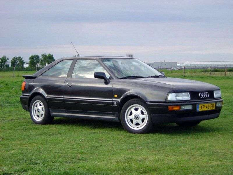 Audi Coupe 89.8B Coupe 2.6 V6 AT (1992–1996)