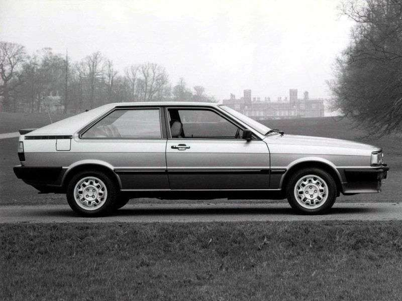 Audi Coupe 81.85 Coupe 2.1 MT (1984–1988)