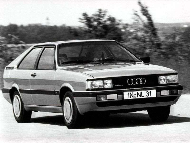 Audi Coupe 81.85 coupe 2.0 AT (1984 1988)
