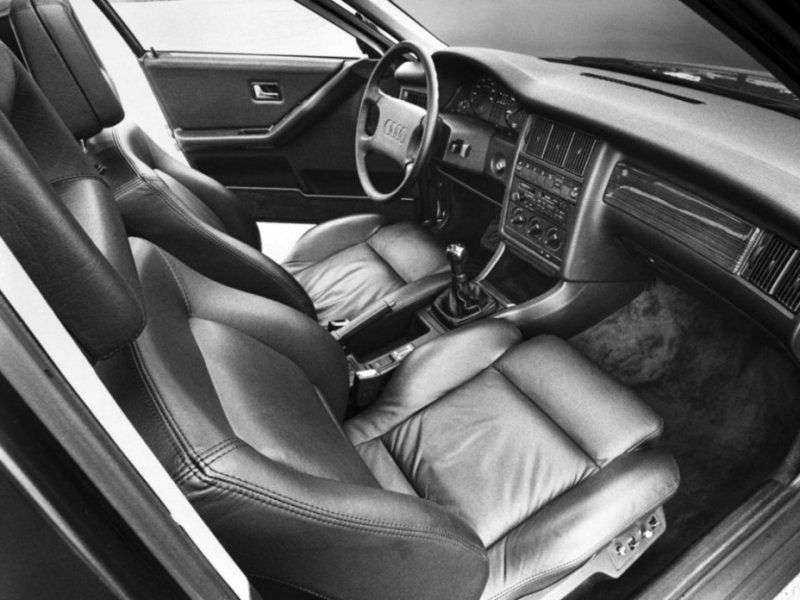 Audi 90 89, B3sedan 2.3 E quattro MT (1987–1991)