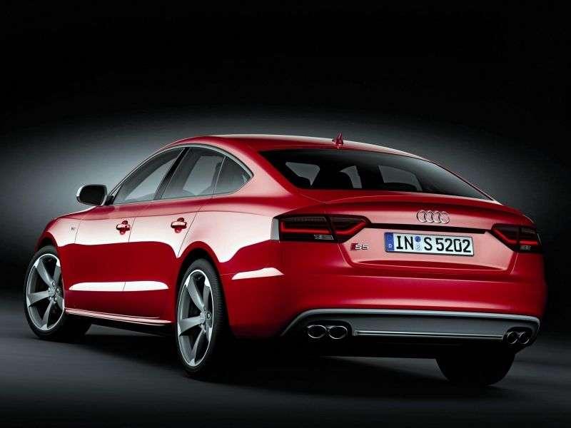 Audi S5 1. generacja [zmiana stylizacji] Sportback liftback 3.0 TFSI quattro S tronic Base (2012   obecnie)