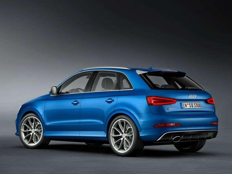 Audi RS Q3 1st generation crossover 2.5 TFSI quattro S tronic Basic (2013 – v.)