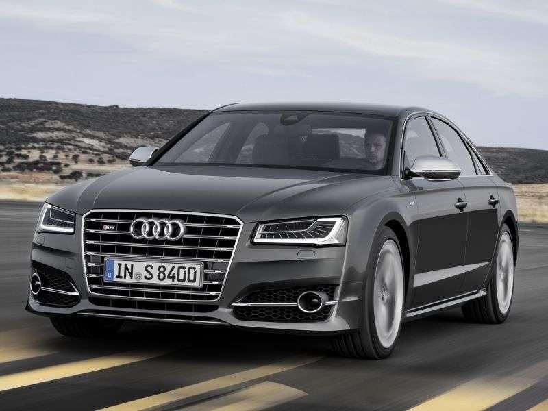 Audi S8 D4 [restyling] 4.0 TFSI Quattro Tiptronic sedan (2013 – v.)
