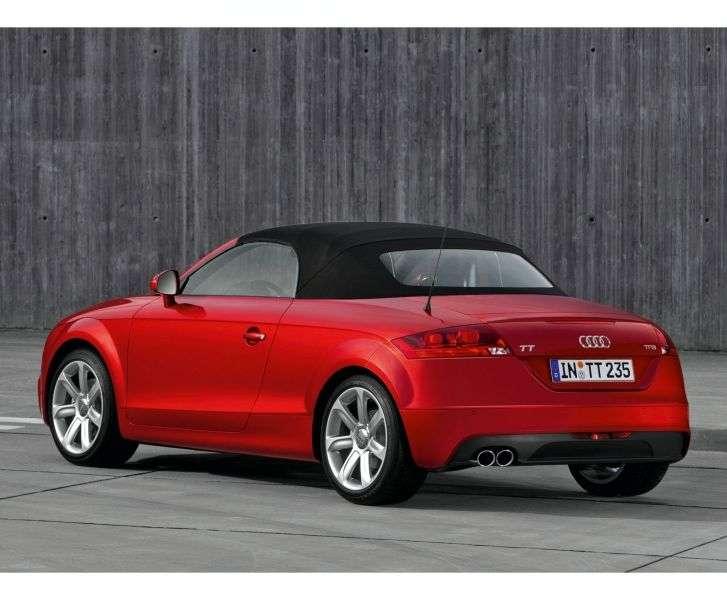 Audi TT 8J [restyling] roadster 2 dv. 2.0 TFSI S tronic Basic (2010 – current century)