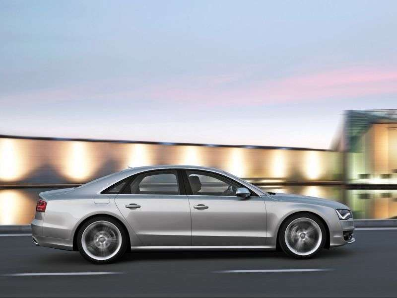 Audi S8 D4sedan 4.0 TFSI tiptronic quattro Basic (2012 – current century)