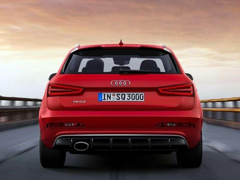 Audi RS Q3 1.generacja 2.5 TFSI crossover quattro S tronic Base (2013 obecnie)