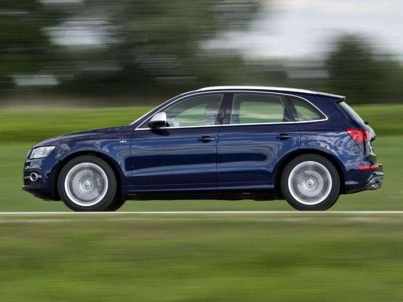 Audi SQ5 1st generation crossover 3.0 TDI quattro tiptronic (2012 – n.)