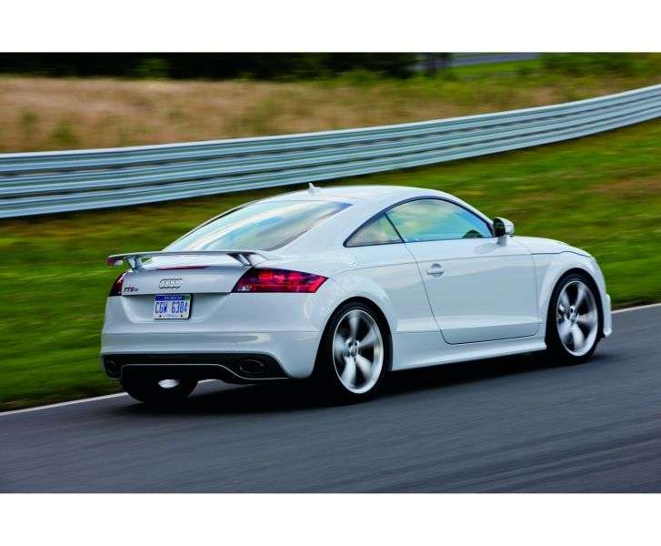 Audi TT 8J [restyling] RS Coupe 2 dv. 2.5 TFSI quattro MT Basic (2012 – current century)