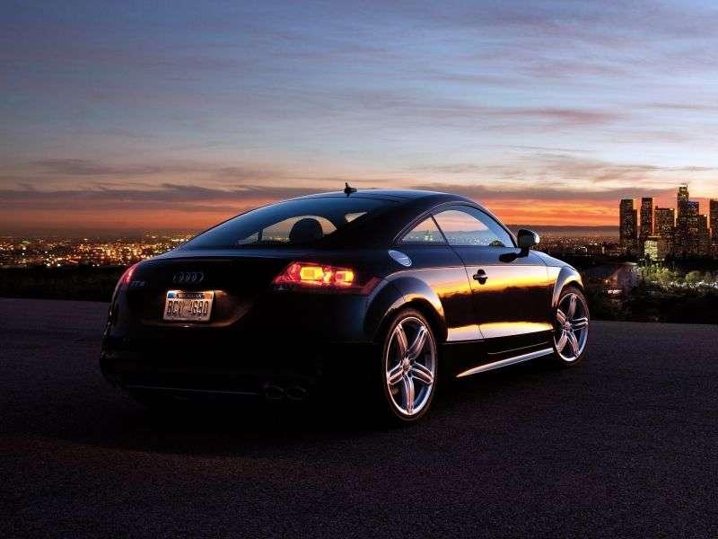 Audi TT 8J [restyling] S coupe 2 bit. 2.0 TFSI quattro S tronic Basic (2010 – current century)