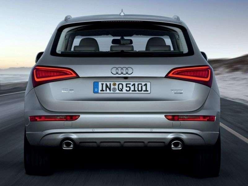 Audi Q5 1st generation [restyled] crossover 2.0 TFSI quattro MT Basic (2012 – n.)
