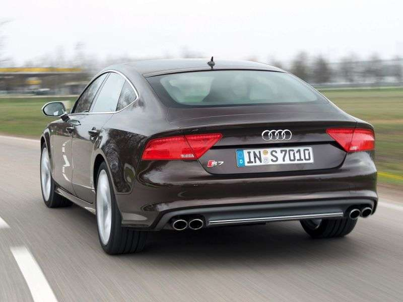 Audi S7 1st generation Sportback liftback 4.0 TFSI S Tronic Basic (2012 – n.)