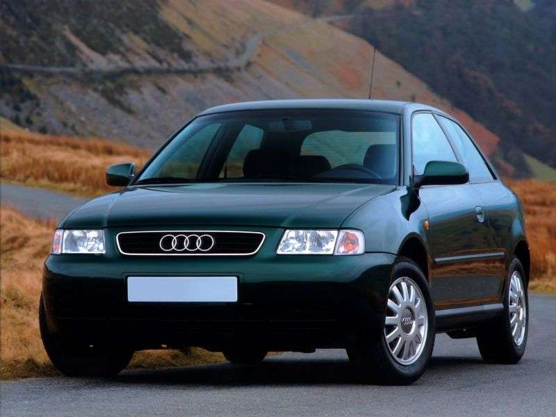 Audi A3 8Lhetchbek 3 dv. 1.8 AT (1997–2000)