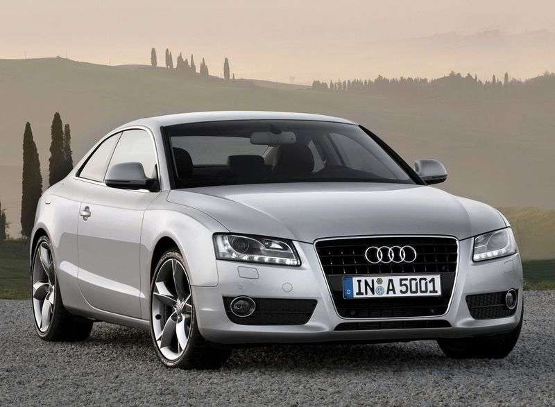 Audi A5 1st generation coupe 1.8 TFSI CVT Basic (2007–2011)