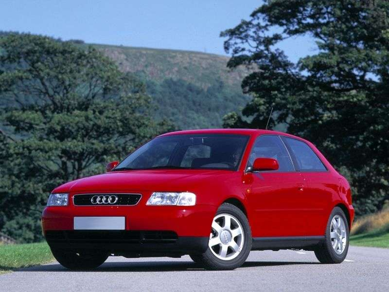 Audi A3 8Lhetchbek 3 dv. 1.9 TDI AT (1996–1997)