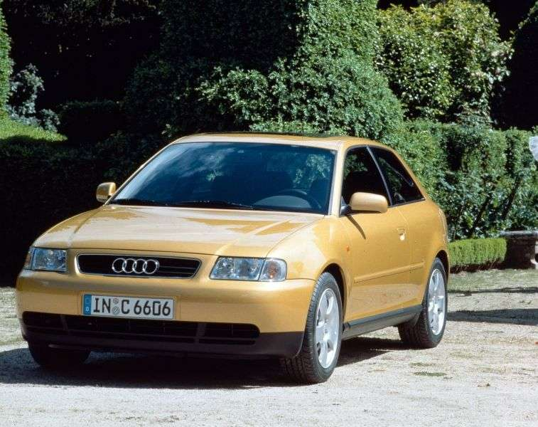 Audi A3 8Lhetchbek 3 dv. 1.9 TDI AT (1998–2000)