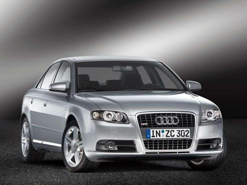 Audi A4 B7sedan 2.0 TFSI DTM Edition quattro MT (2005–2008)