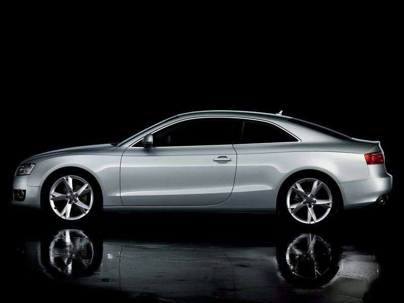Audi A5 1st generation coupe 3.2 FSI quattro AT Basic (2007–2011)
