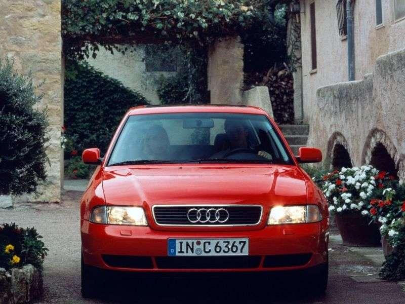 Audi A4 B5 Sedan 2.8 quattro MT (1995–1999)