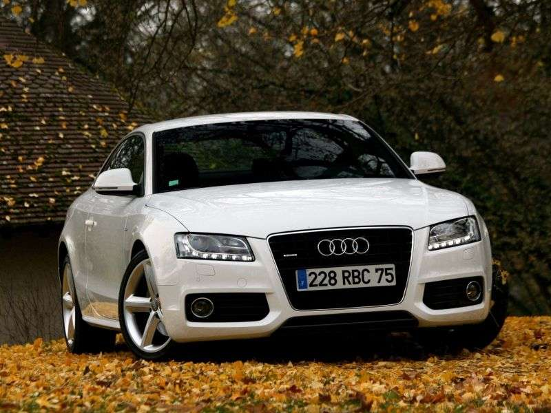 Audi A5 1st generation coupe 1.8 TFSI MT Basic (2007–2011)