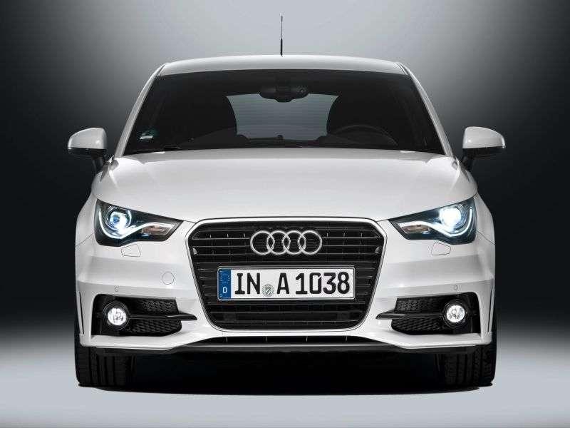 Audi A1 1st generation hatchback 3 dv. 1.4 TFSI S tronic Ambition (2010 – n.)