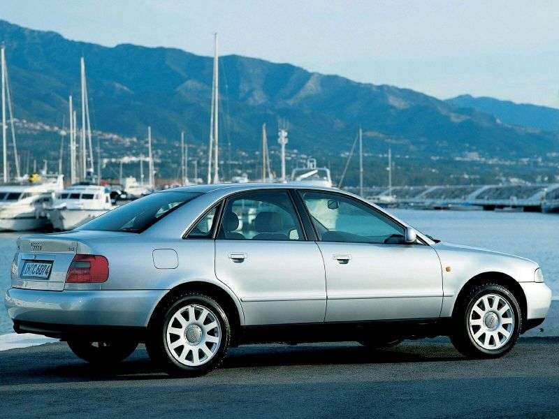 Audi A4 B5 sedan 1.8 T AT (1995 1999)