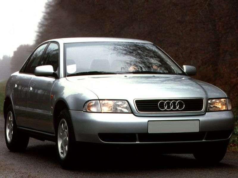 Audi A4 B5 Sedan 2.4 AT (1995–1999)