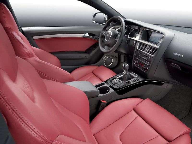 Audi S5 1 generation coupe 2 doors 4.2 FSI quattro AT Basic (2007–2011)