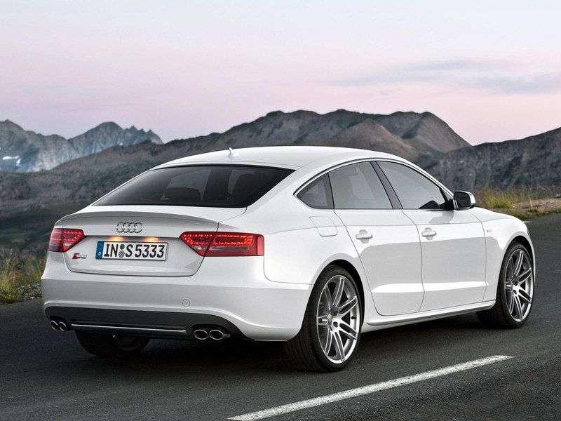 Audi S5 1st generation Sportback coupe 4 bit 3.0 TFSI quattro AMT Basic (2009–2011)