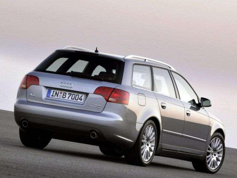 Audi A4 B7 kombi 2.0 TDI MT (2004 2008)