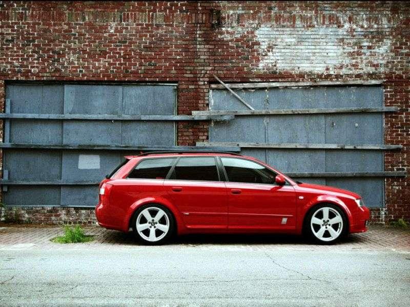 Audi S4 B7.8E kombi 4.2 quattro MT (2004 2009)