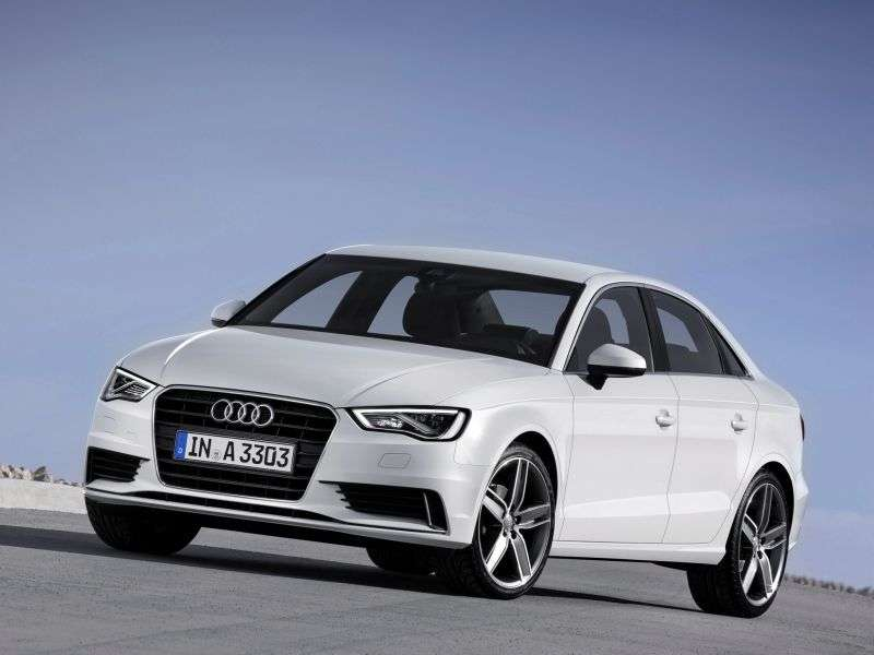 Audi A3 8Vsedan 1.4 TFSI S tronic Attraction (2013 – n.)