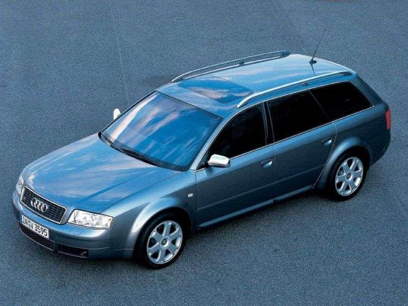 Audi S6 C5universal 4.2 V8 quattro MT (1999–2001)
