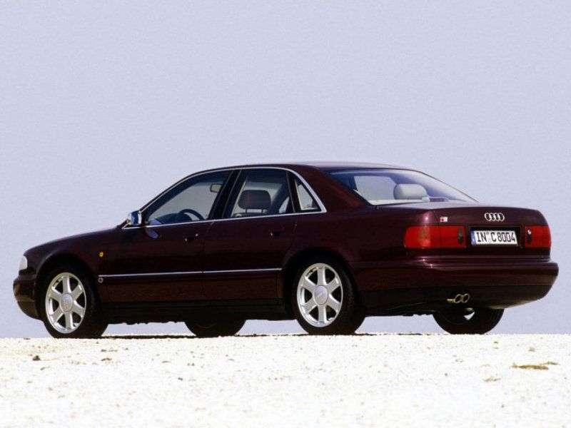 Audi S8 D2sedan 4.2 quattro MT (1996–1999)
