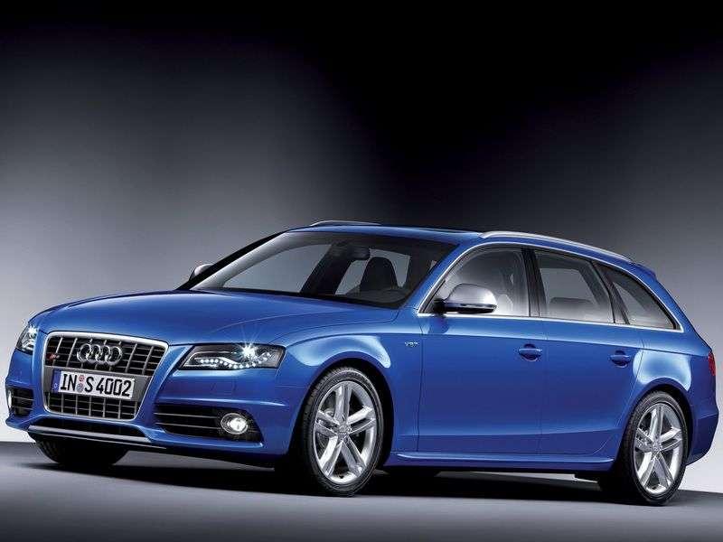 Audi S4 B8,8K kombi 3.0 TFSI quattro AMT Base (2009 2011)