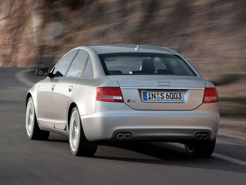 Audi S6 C6sedan 5.2 FSI V10 quattro AT (2006–2008)