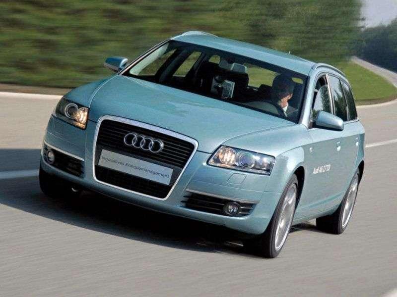 Audi A6 4F, C6 Kombi 3.2 FSI quattro AT (2005 2008)