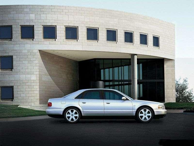Audi S8 D2sedan 4.2 quattro AT (1996–1999)