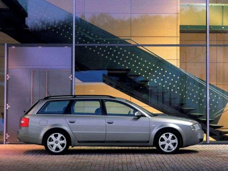 Audi S6 C5universal 4.2 V8 quattro AT (1999–2001)
