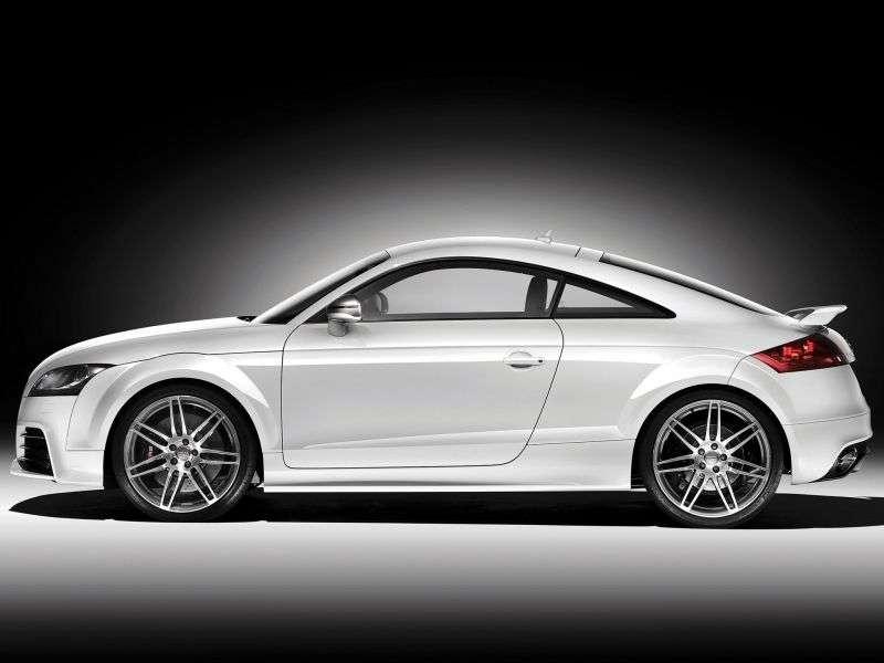 Audi TT 8JRS coupe 2 bit 2.5 TFSI quattro MT (2009–2010)