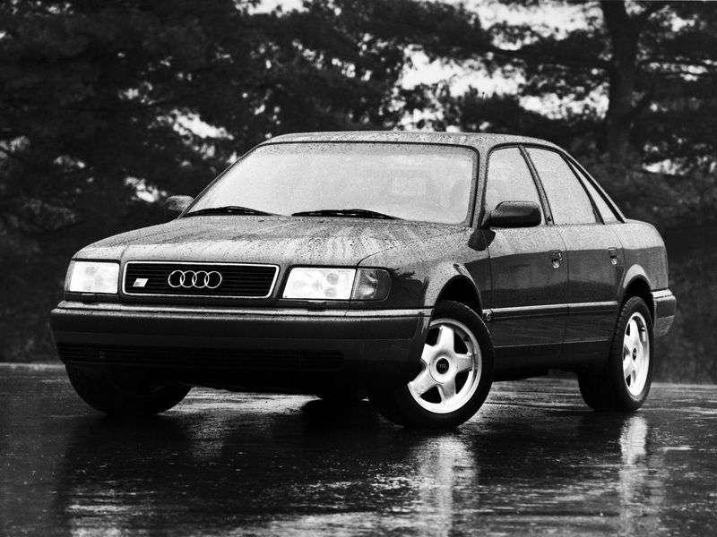 Audi S4 4A, C4Sedan 2.2 Turbo quattro MT (1991–1994)