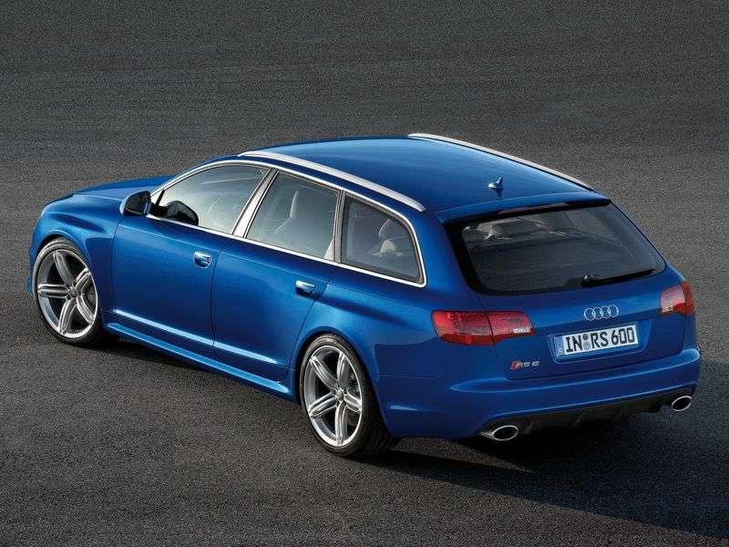 Audi RS6 C6universal 5.0 TFSI quattro AT (2008–2010)