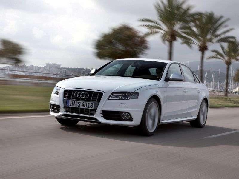 Audi S4 B8,8 Ksedan 3.0 TFSI quattro AMT Basic (2009–2011)