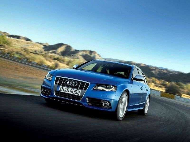 Audi S4 B8,8Universal 3.0 TFSI quattro AMT Basic (2009–2011)