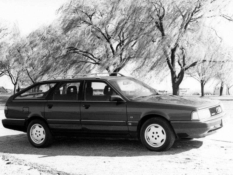 Audi 200 44.44 Q Universal 2.2 Quattro MT (1986–1989)
